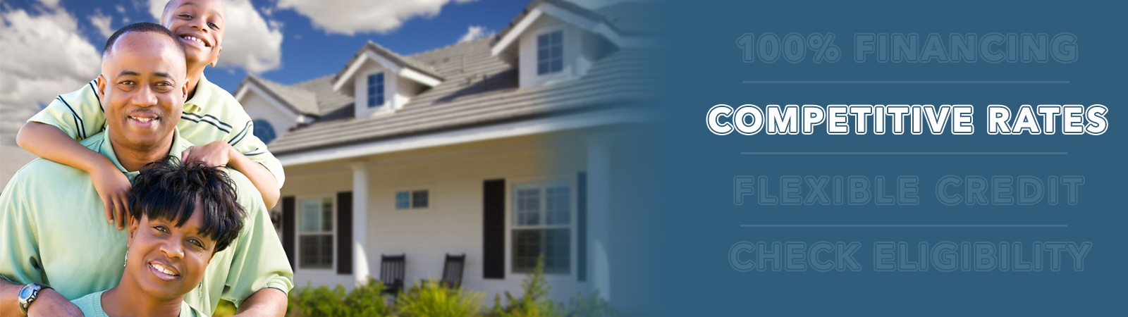 competitive mortgage rates